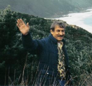 Dad in Austrailia