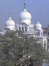 The loud Gurudwara, Delhi, India