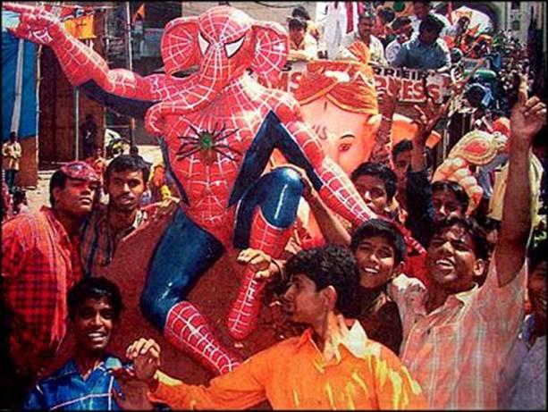 Ganesh Spidey